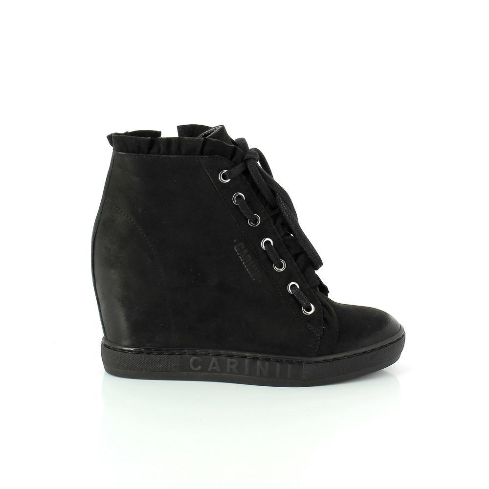 Sneakersy Carinii B4845 360 000 000 B88 Czarny