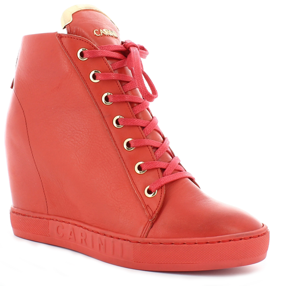 Sneakersy CARINII--B4078-H54-000-PSK-B88